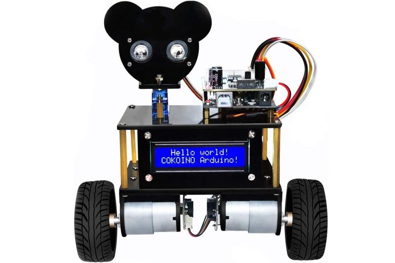 CKK0001 Self Balancing Robot Kit