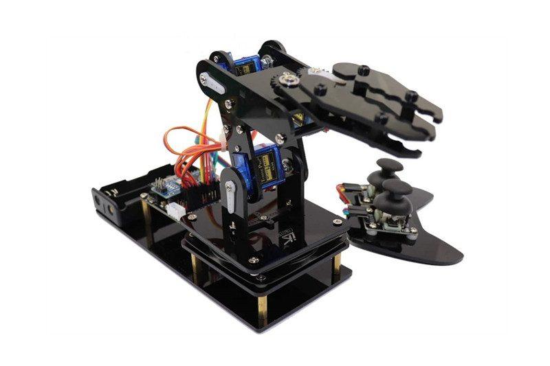 CKK0006 Arduino 4 Axis Robotic Arm Kit